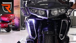 Download 2018 Yamaha Star Venture First Look Preview Video | Riders Domain Video