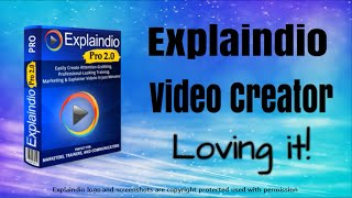 Download How to Animate Text & Images in Explaindio 2.0 PRO Video