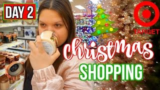 Download Christmas Decor Shopping! VLOGMAS DAY 2! Video