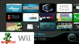Download My Hacked Wii Menu Video