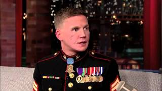 Download CMOH recipient Kyle Carpenter Video