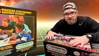 Download The Unboxing Time Machine - NES 1985 Video