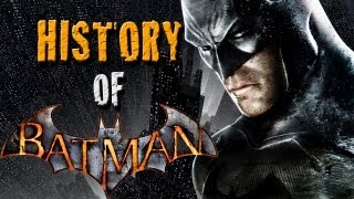Download History Of Batman! From His Origin To Now! Video