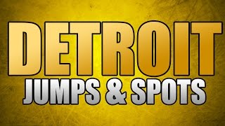 Download Advanced Warfare Jumps and Spots - Detroit Video