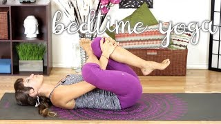 Download Yoga For Sleep - Relaxing Bedtime Yoga for Insomnia Video