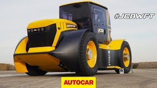 Download World's Fastest Tractor! Technical walkaround and TEST of 1000bhp JCB Fastrac Video