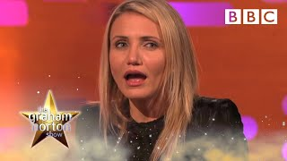 Download Cameron Diaz on cheating partners - The Graham Norton Show: Series 15 Episode 1 Preview - BBC One Video