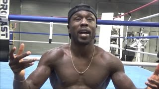 Download (EPIC) ANDRE BERTO GIVES CONOR MCGREGOR BEST ADVICE FOR MAYWEATHER CLASH; BREAKS DOWN FIGHT Video