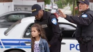 Download Little girl gets arrested for walking! MUST WATCH!!! Video