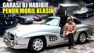 Download Deretan Koleksi Kendaraan Klasik, Mewah Dan Terlangka Milik BJ Habibie Video