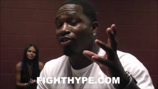 Download ADRIEN BRONER SHARES TOUCHING STORY ABOUT ROBERT EASTER JR.'S JOURNEY TO A WORLD TITLE: ″I TEAR UP″ Video
