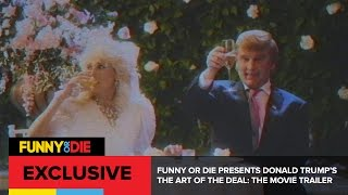 Download Funny Or Die Presents Donald Trump's The Art Of The Deal: The Movie Trailer Video