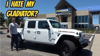 Download I Took My Brand New 2020 Jeep Gladiator Rubicon to Carmax for an Appraisal Video