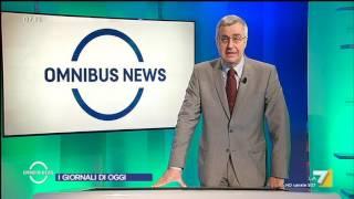 Download Omnibus News (Puntata 11/12/2016) Video