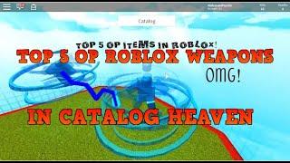 Top Ten Best Weapons in Catalog Heaven Free Download Video MP4 3GP
