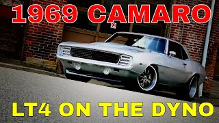 Download Pro-Touring 1969 Camaro Supercharged LT4 Swap Install Video V8TV Part 3 - Dyno Time! Video
