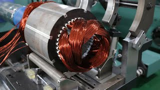 Download China Super High-Efficiency New Electric Motor Technology Video