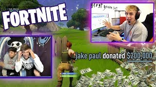 Download I DONATED $200K TO MY FAV TWITCH STREAMER (insane reaction) Video