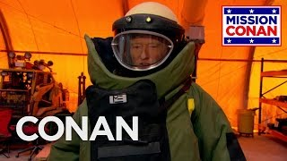 Download Conan Joins The Explosive Ordnance Disposal Division - CONAN on TBS Video