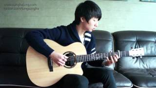 Download (Christina Perri) A Thousand Years - Sungha Jung Video