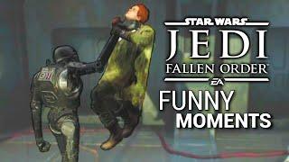 Download Star Wars Jedi Fallen Order - Funny Moments #2 Video