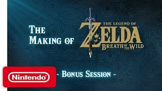 Download The Making of The Legend of Zelda: Breath of the Wild – Bonus Session Video