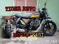 Download full perjalanan honda tiger revo modif japstyle bobber style mantaaap Video