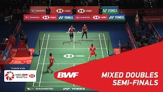 Download SF | XD | ZHENG/HUANG (CHN) [1] vs CHAN/GOH (MAS) | BWF 2018 Video