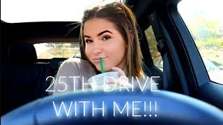 Download THE 25th DRIVE WITH ME! Video