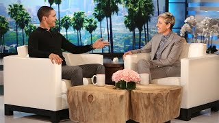 Download 'The Daily Show' Host Trevor Noah Meets Ellen Video