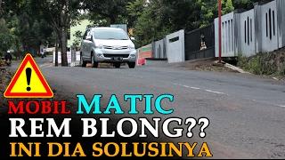 Download Mobil MATIC REM BLONG, Cara Mengatasinya Video
