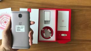 Download OnePlus 3T Unboxing + setup Video