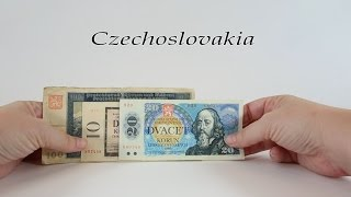 Download Episode #4 - CZECHOSLOVAKIA - Koruna Crown Banknotes Video