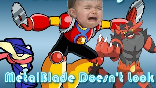 Download Commentary: Metalblade Doesn't Look Like a Pokemon Video