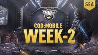 Download CoD Mobile Marshals Cup: SEA Group Stage Week 2 Video