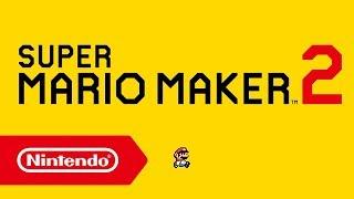Download Super Mario Maker 2 - Announcement trailer (Nintendo Switch) Video