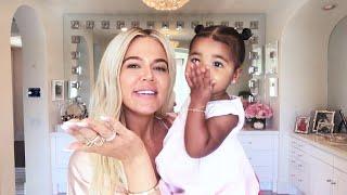 Download Watch True Thompson Crash Khloe Kardashian's Makeup Tutorial! Video