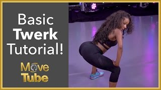 Download Learn Step by Step Beginner Twerk From Kelsey Mobley! Part 1 Video