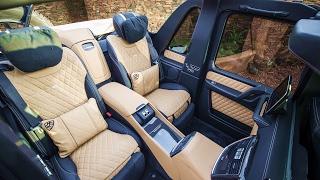 Download 2017 Mercedes Maybach G650 Landaulet - INTERIOR Video