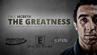 Download The Greatness - Paul McBeth Documentary Video
