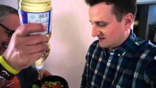 Download Vopseaua OSKAR Ceramic versus nwradu.ro şi burgerii Video