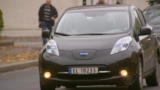 Download How electric cars are taking over Norway's roads Video