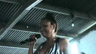 Download Con Ella la Pagas (en vivo) - Samy y Sandra Sandoval - Uveros 2011 Video