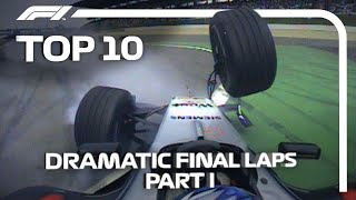 Download F1: Top 10 Dramatic Final Laps Video