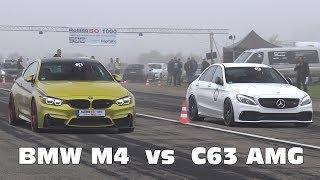 Download BMW M4 F82 vs Mercedes-AMG C63S vs Nissan GT-R Video