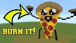 Download IS THAT PIZZA?!? BURN IT!!! Video