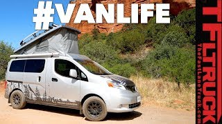 Download The Nissan Recon is the Camper Van You Don't Know You Want Video
