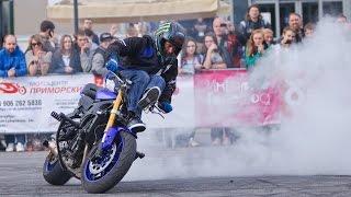 Download STUNTER13 Stunt Moto Show Video