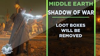 Download Monolith pulling Loot Boxes from Middle Earth: Shadow of War Video