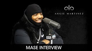 Download Amid Cam'ron Controversy Mase Pays Unexpected Visit To Angie Martinez Video